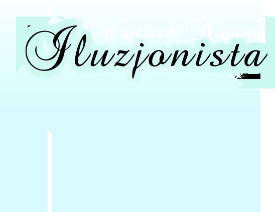 Logo - iluzjonista Katowice, Warszawa, Lublin, Śląsk